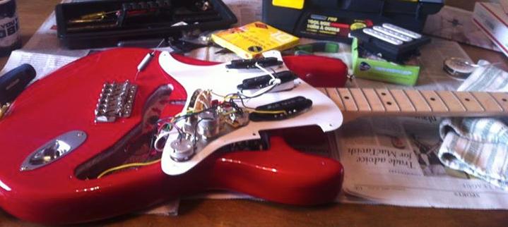 guitar repai