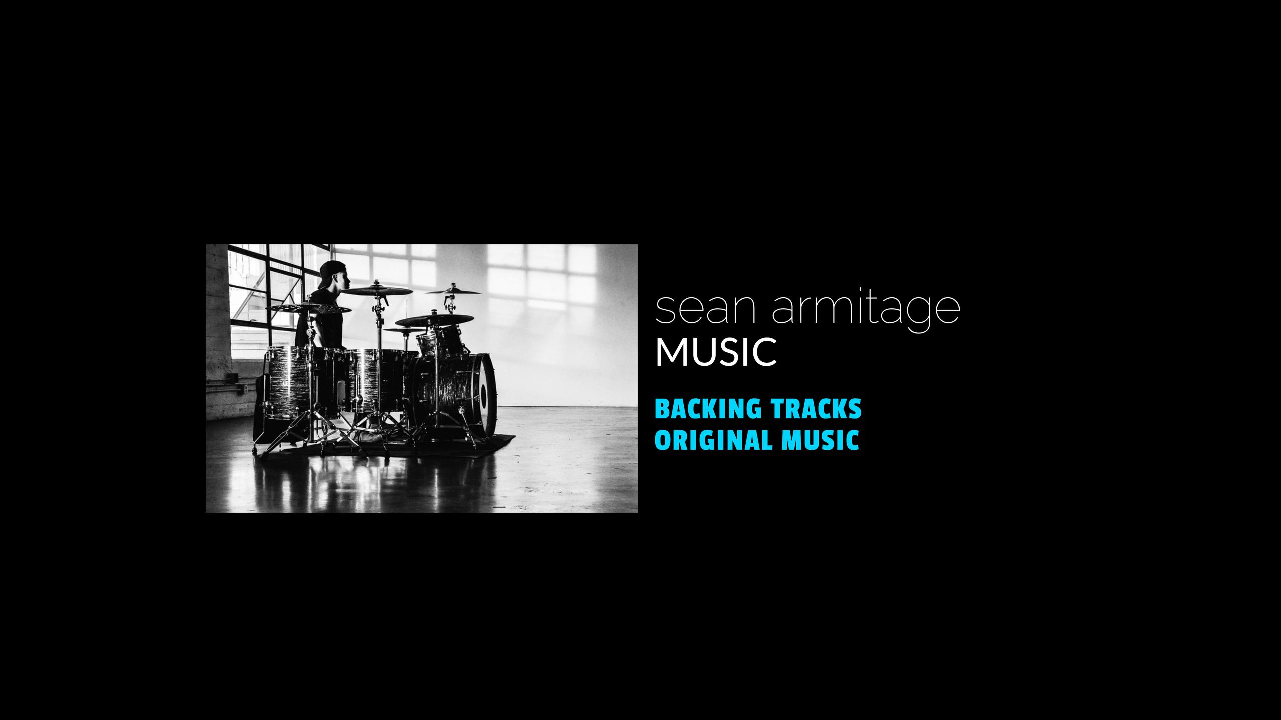 drummer, sean armitage